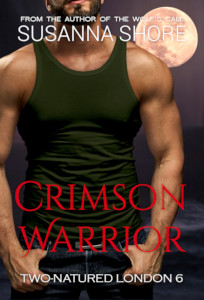 Crimson Warrior